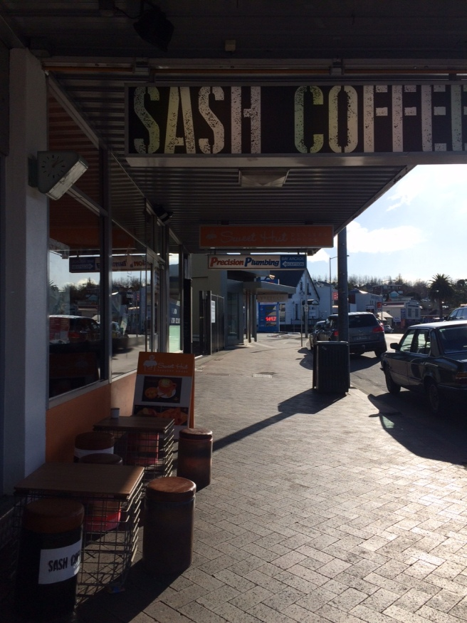 Sash Coffee Sandy bay