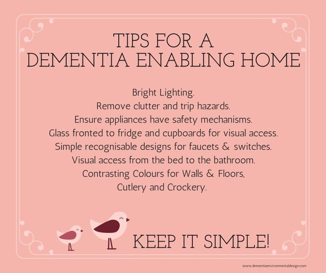 dementia enabling